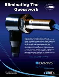Marine Technology Magazine, page 15,  Nov 2014