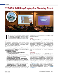 Marine Technology Magazine, page 18,  Nov 2014