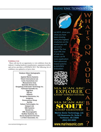 Marine Technology Magazine, page 19,  Nov 2014