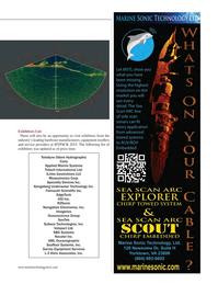 Marine Technology Magazine, page 19,  Nov 2014