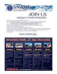 Marine Technology Magazine, page 21,  Nov 2014
