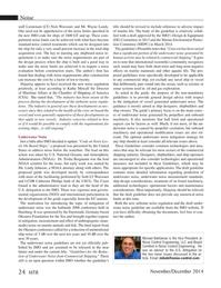 Marine Technology Magazine, page 24,  Nov 2014