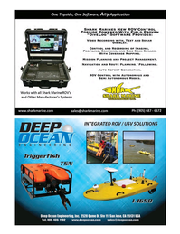 Marine Technology Magazine, page 25,  Nov 2014