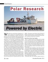 Marine Technology Magazine, page 26,  Nov 2014