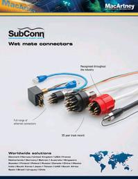 Marine Technology Magazine, page 1,  Nov 2014