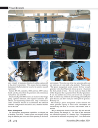 Marine Technology Magazine, page 28,  Nov 2014