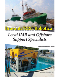 Marine Technology Magazine, page 36,  Nov 2014