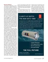 Marine Technology Magazine, page 37,  Nov 2014