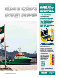 Marine Technology Magazine, page 41,  Nov 2014