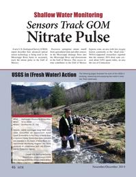 Marine Technology Magazine, page 46,  Nov 2014