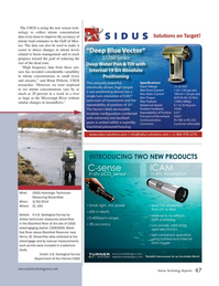 Marine Technology Magazine, page 47,  Nov 2014