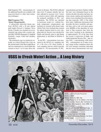Marine Technology Magazine, page 50,  Nov 2014
