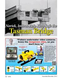 Marine Technology Magazine, page 52,  Nov 2014