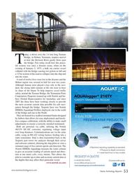 Marine Technology Magazine, page 53,  Nov 2014