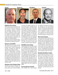 Marine Technology Magazine, page 54,  Nov 2014