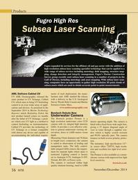 Marine Technology Magazine, page 56,  Nov 2014