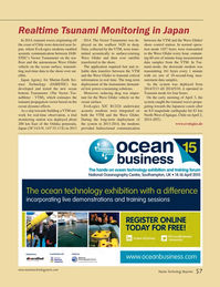 Marine Technology Magazine, page 57,  Nov 2014