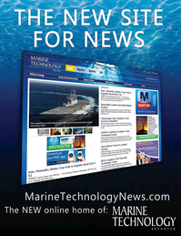 Marine Technology Magazine, page 64,  Nov 2014