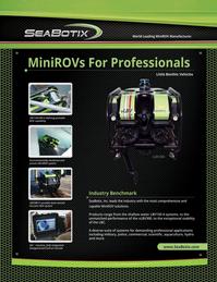 Marine Technology Magazine, page 5,  Nov 2014