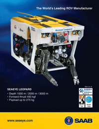 Marine Technology Magazine, page 7,  Nov 2014