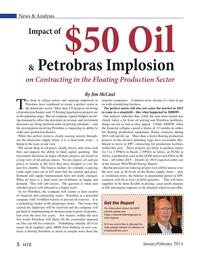 Marine Technology Magazine, page 8,  Jan 2015