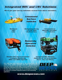 Marine Technology Magazine, page 11,  Jan 2015