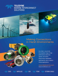 Marine Technology Magazine, page 13,  Jan 2015