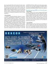 Marine Technology Magazine, page 17,  Jan 2015