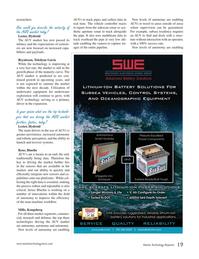 Marine Technology Magazine, page 19,  Jan 2015