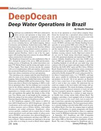 Marine Technology Magazine, page 24,  Jan 2015