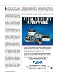 Marine Technology Magazine, page 27,  Jan 2015