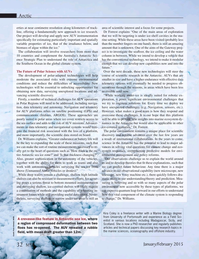 Marine Technology Magazine, page 32,  Jan 2015