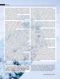 Marine Technology Magazine, page 32,  Jan 2015