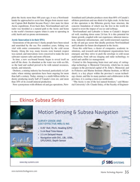 Marine Technology Magazine, page 35,  Jan 2015