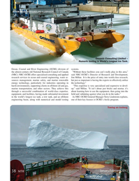 Marine Technology Magazine, page 38,  Jan 2015