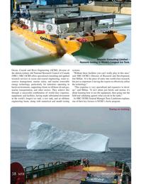Marine Technology Magazine, page 38,  Jan 2015