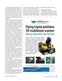 Marine Technology Magazine, page 39,  Jan 2015