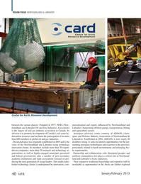 Marine Technology Magazine, page 40,  Jan 2015