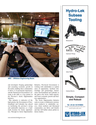 Marine Technology Magazine, page 41,  Jan 2015