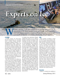 Marine Technology Magazine, page 42,  Jan 2015