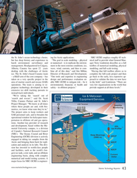 Marine Technology Magazine, page 43,  Jan 2015
