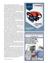 Marine Technology Magazine, page 45,  Jan 2015