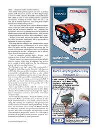 Marine Technology Magazine, page 45,  Jan 2015