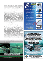 Marine Technology Magazine, page 47,  Jan 2015
