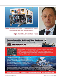 Marine Technology Magazine, page 49,  Jan 2015