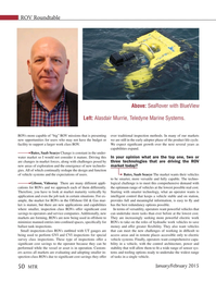 Marine Technology Magazine, page 50,  Jan 2015