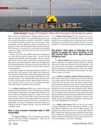 Marine Technology Magazine, page 52,  Jan 2015