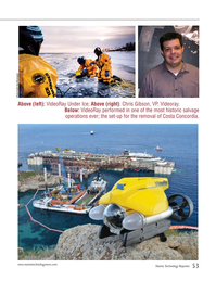 Marine Technology Magazine, page 53,  Jan 2015