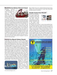 Marine Technology Magazine, page 57,  Jan 2015