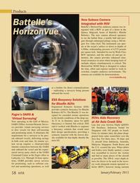 Marine Technology Magazine, page 58,  Jan 2015